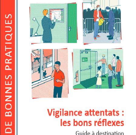 Guide de bonnes pratiques : « Vigilance Attentat - les bons réflexes »
