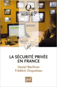 Livre / La securite privee en france