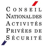 Logo CNAPS - Conseil National des Activités Privées de Sécurité