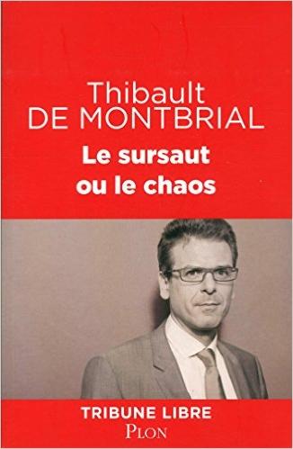 Le sursaut ou le chaos – Thibault De Montbrial