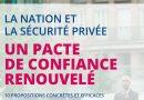 USP présente son livre blanc «La Nation et la sécurité privée, un pacte de confiance renouvelé»