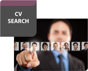 Illustration de la solution CV SEARCH de CV SECURITE