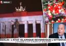 Berlin, le marché de Noël cible d'une attaque terroriste