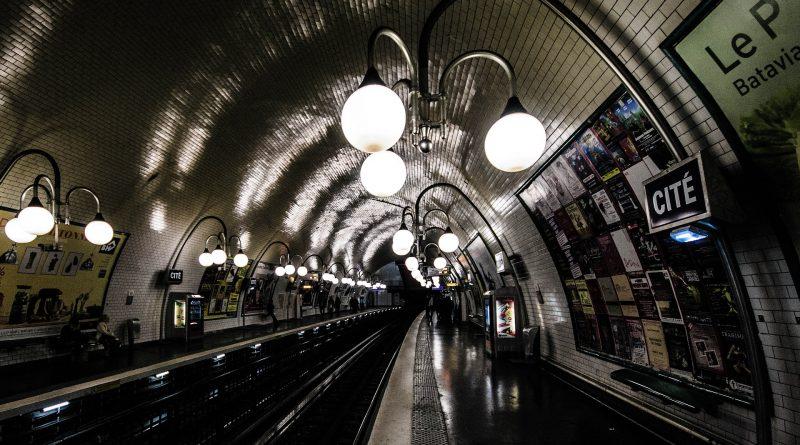 Des Sueurs froides dans le métro parisien
