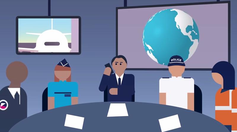« Voyager plus sûr : une approche globale, humaine et efficace » Ministère de l'Intérieur