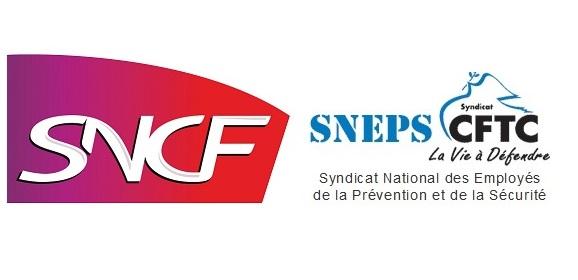 Le SNEPS-CFTC dénonce le contrôle du billet SNCF par des agents de sécurité.