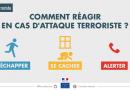 « S'échapper, Se cacher, Alerter » Comment réagir en cas d'attaque terroriste