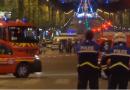 Paris, la police cible d'une fusillade sur les Champs-Elysées, un policier mort