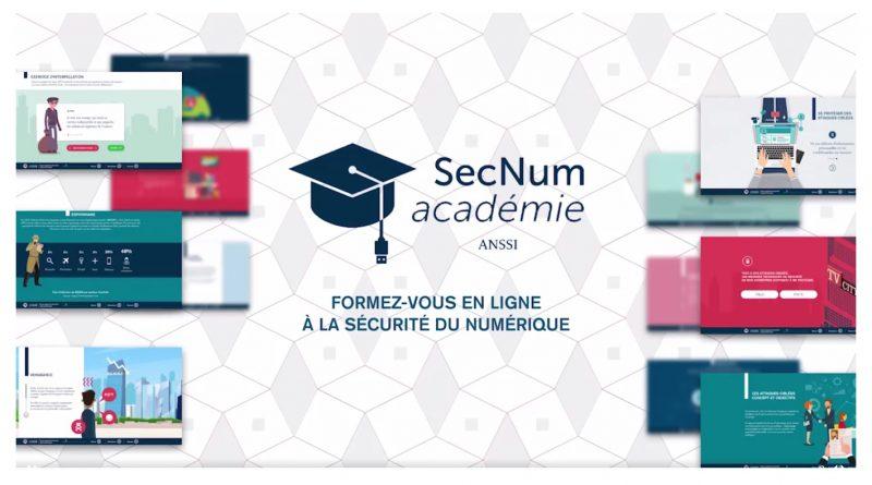 L'ANSSI lance SecNumacadémie, une formation en ligne sur la cybersécurité gratuite et ouverte à tous
