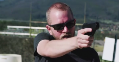 Un hacker casse la sécurité d'une arme à feu intelligente « Smartgun » et réussit à déclencher un tir sans autorisation