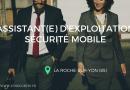 CDI : Assistant(e) d'exploitation sécurité mobile en Vendée (85)