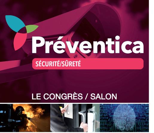 Préventica, le salon de la de la maîtrise globale de la sécurité ouvre ses portes à Strasbourg