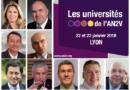 #AN2V organise les 5èmes Universités de la sécurité du 22 au 23 janvier à Lyon