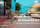 Offre d'emploi : Agent de Prévention et Sécurité H/F – Transports Île de France