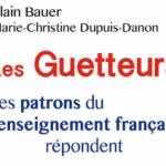 Les Guetteurs, les patrons du renseignement français répondent …