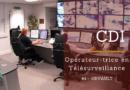 Opérateur-trice en Télésurveillance H/F – Région nantaise (44)