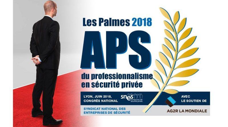 Le SNES lance la 1ère édition des Palmes APS 2018 du Professionnalisme en Sécurité Privée