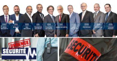Les 10 principaux leaders de la sécurité privée s'associent pour lancer le collectif «Urgence Sécurité»