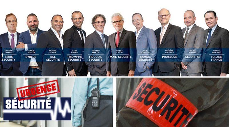 Sureté, Malveillance, Réglementation, Normes, CNAPS, Collectif, Sécurité privée, Gérard Collomb, Continuum sécurité