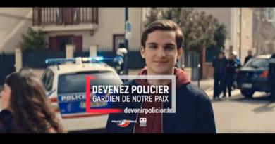 Une campagne de recrutement d'envergure pour la police nationale
