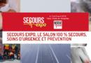 Secours Expo, le salon 100 % secours, soins d'urgence et prévention du 4 au 6 avril 2019 à Paris, Porte de Versailles