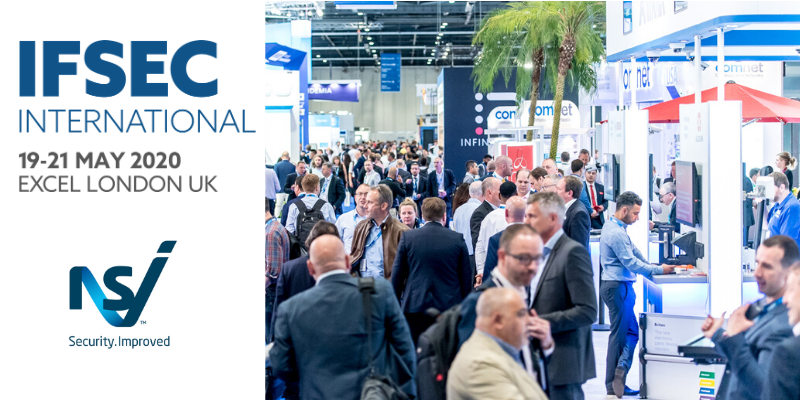 Fort d'une relation de longue date, IFSEC International, le plus important événement de sécurité intégrée au Royaume-Uni et en Europe, annonce le renouvellement et le renforcement de son partenariat avec National Security Inspectorate (NSI).