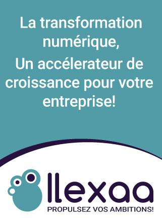 Ilexaa: La transformation numérique, un accélerateur de croissance pour votre entreprise!
